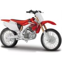Maisto Honda CRF450R Maket Kit Model Motorsiklet 1:12
