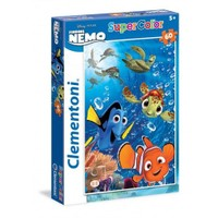 Clementoni 60 Parça Puzzle (Nemo)