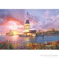Kız Kulesinde Akşamüstü / Evening At Kız Kulesi