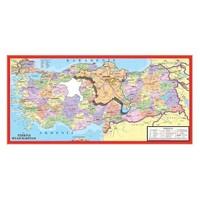 Art Puzzle Türkiye Haritası 123 Parça Puzzle
