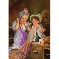 Art Puzzle Tavan Arası Güzelleri 1000 Parça Puzzle