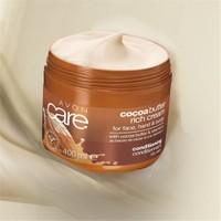 Avon Care Kakao Yağı Ve E Vitaminli Yüz, El Ve Vücut Kremi 400 Ml