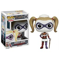 Funko Heroes Arkham Asylum Nurse Harley Quinn Pop