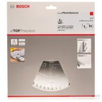 Bosch - Best Serisi Hassas Kesim Çoklu Malzemeler İçin Daire Testere Bıçağı - 210 X 30 X 2,3 Mm, 54 Diş