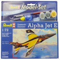 Revell Alpha Jet 1:72 Ölçekli Uçak Maketi