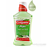 Colgate Plax Alkolsüz Ağız Bakım Suyu Yeşil Çay Özlü 500 ml.