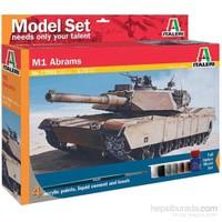 M1 Abrams (Ölçek 1:72)