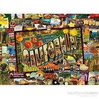 California (1000 Parça)