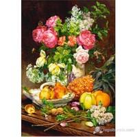 Castorland 1500 Parça Puzzle Roses İn A Vase