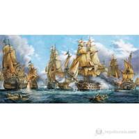 Castorland 4000 Parça Puzzle Naval Battle