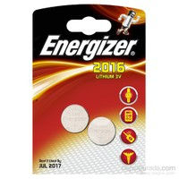 Energizer (A4-8340) Cr2016 Lityum Pil 2Li Blister