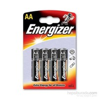 Energizer (D2-2103) Base Alkalin AA Kalem Pil 3+1Li Blister