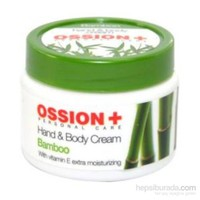 Ossion Hand&Body Cream 35Ml-Bambu