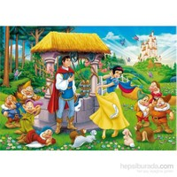 Snow White The Wishing Well (24 Parça Maxi)