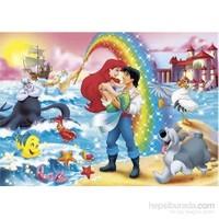 Little Mermaid: Rainbow (24 Parça, Maxi)