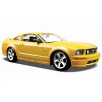 Maisto 2005 Ford Mustang Gt Diecast Model Araba 1:24 S/E Sarı