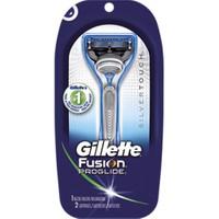 Gillette Fusion ProGlide Tıraş Makinesi Silver Touch Hassas Ciltler İçin Yedekli