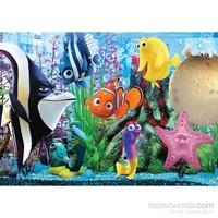 Clementoni 24 Parça Kayıp Balık Nemo Maxi Puzzle