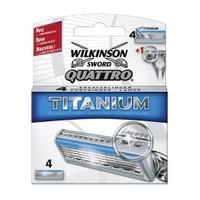 Wilkinson (J6-9602) Sword Quatro Titanium 4Lü Bıçak