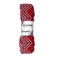 Kartopu Burumel Ebruli El Örgü İpi - K122