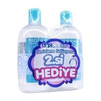 Bioderma H2O 2x500ml İkiz Set - Bebek ve Çocuklar İçin Temizleyici Misel Solüsyon 1 Alana 1 Bedava