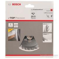Bosch - Best Serisi Hassas Kesim Lamine Panel İçin Ön Çizme Bıçağı - 100 X 22 X 2,8-3,6 Mm, 12+12 Diş