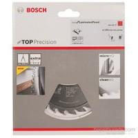 Bosch - Best Serisi Hassas Kesim Lamine Panel İçin Ön Çizme Bıçağı - 120 X 20 X 2,8-3,6 Mm, 12+12 Diş