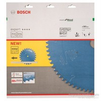 Bosch - Expert Serisi Ahşap İçin Daire Testere Bıçağı - 305 X 30 X 2,4 Mm, 72 Diş