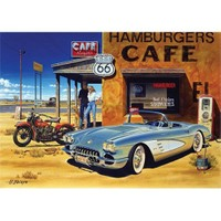 Art Puzzle Arizona Cafe 1500 Parça Puzzle
