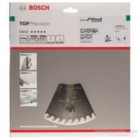 Bosch - Best Serisi Hassas Kesim Ahşap İçin Daire Testere Bıçağı - 216 X 30 X 2,3 Mm, 48 Diş