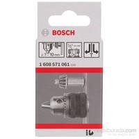 """Bosch - Anahtarlı Mandrenler 10 Mm'Ye Kadar - 1 – 10 Mm, 1/2"""" - 20"""