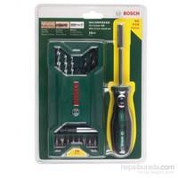 Bosch Promo 15+1 Parça X-line Aksesuar Seti