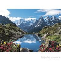 Clementoni 3000 Parça Puzzle Chamonix Valley