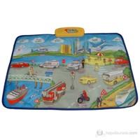 Birlik Oyuncak Çok Fonksyonlu Trafik Halısı