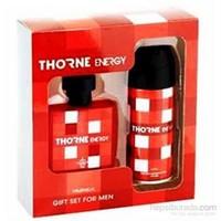 Thorne Energy Edt 75 Ml Erkek Parfüm Seti