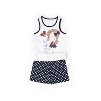 Zeyland Kız Çocuk Lacivert Pijama Takım - K-61Z4PJM604