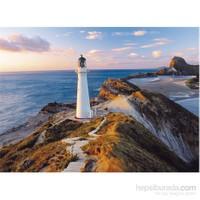 Clementoni 1000 Parça Puzzle New Zeland Lighthouse