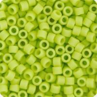 Miyuki Delica 11/0 1 Tüp Opak Açık Yeşil Boncuk - 690Db00-0763V