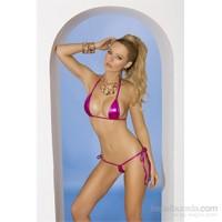 Terry Pau Tp100966 Lame Bikini Takım