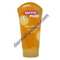 Softto Plus Salyangoz Özlü Arındırıcı Peeling