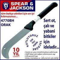 Spear And Jackson 4770Bh Orak Sert Otlar İçin