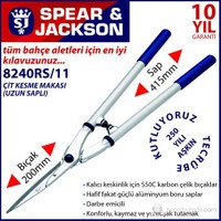 Spear And Jackson 8240Rs11 Çit Makası Uzun Saplı