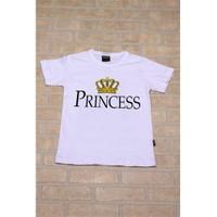 Köstebek Princess Çocuk T-Shirt