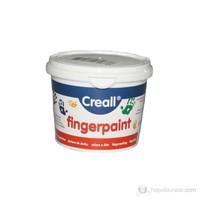 Creall Finger 125gr 07 Beyaz Parmak Boyası