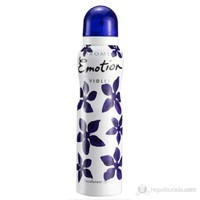 Emotion Deodorant 150 Ml Violet