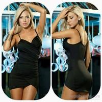 Terry Pau Tp101054 Mini Elbise