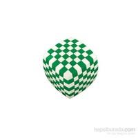 V-Cube 7 Illusion Yeşil-Beyaz