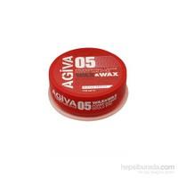 Agiwax Fiber Doku Silikonlu 150 Ml Wax