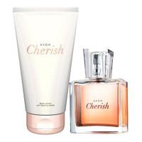 Avon Cherish Edp 30 Ml Bayan Parfüm + Vücut Losyonu 150 Ml