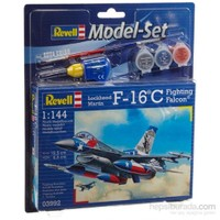 Revell 1:144 Savaş Uçağı M Set F 16C Usaf